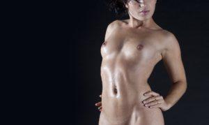 sportive nue