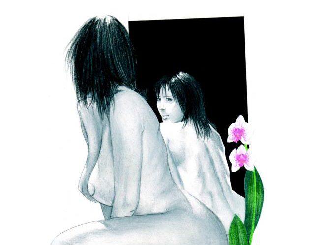 Eclosion d'une fleur