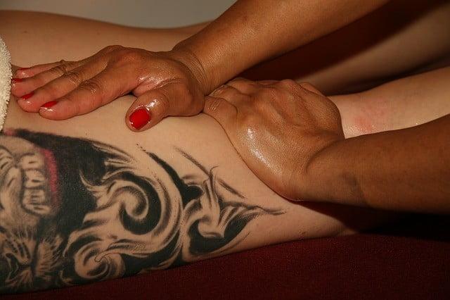 massage erotique et sensuel